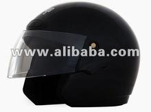 Open Face Helmet, ISI - DOT Helmet, Safety Helmet, Motorcycle Helmet, Indian Helmet