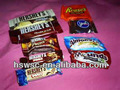 hersheys barras de chocolate