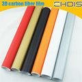 especial novos 3d fibra de carbono peças de carro