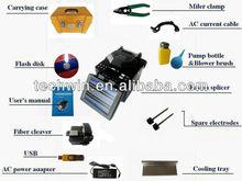 fujikura optical fiber cable installation equipment with 8s splicing & 28s heating