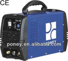 ce approved plastic material argon dc inverter tig welding machine/welding equipment/argon arc welder