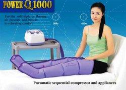 Lymphedema Compression Pump for Leg & Arm cuff