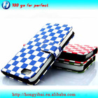 """Guangzhou Manufature mobile phone leather case for iphone 5"""" waterproof"""