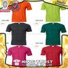 2013 mens dry fit plain colorful or custom printed T shirt design