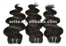 Perfect High Quality Grade Weave 5a 100% Virgin Brazilian Hair Hair Weaving