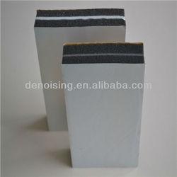 Black Polyurethane Sandwich Sound Deadening Foam