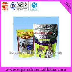 100g dog food bag packing, dog food packaging bag