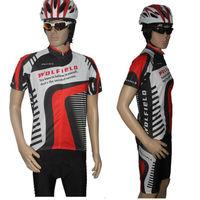 New 2013 Bike Cycling Team Men Outdoor Sports Wear Suit Jersey Shirt