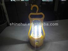 CE/RoHS/IP65 certificate green source led lantern camping smart led solar lantern