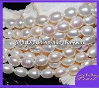 PZJ17 Wholesale freshwater pearl string