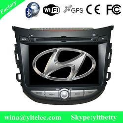 Touch Screen 2 DIN Head Unit for Hyundai HB20
