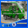 Low Cut Attractive motorcycle cargo tricycle