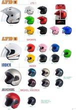 Motorcycle Safety Helmet and Industrial Helmet