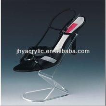 Novo estilo custom made shoe rack para grandes sapatos