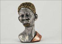 Bushman Male Sculpture