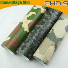 Unique best price camo vinyl rolls for car body sticker