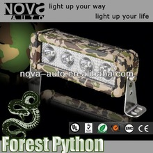 camouflages cree light bar one row