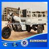 Powerful Hot Sale three wheel garbage tricycle