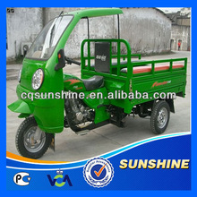 Trendy Hot Sale 200cc pedal truck cargo tricycle