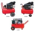 Mini itália, gasolina, elétrica e duas funções( gasolina e elétrico) carro compressor de ar