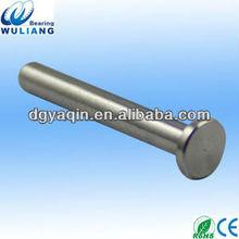 straight precision machined aluminum core pin