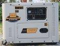 Vendita calda!!! Super silent 10hp/5kw elettrico gruppo elettrogeno diesel per uso domestico