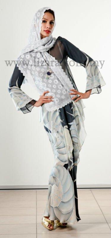 Batik kebaya Modern