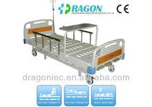 Dw-bd157 cama de hospital manual de la cama del paciente de equipos de elevación