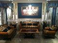 v613 sofá de la sala conjunto italiano diseños