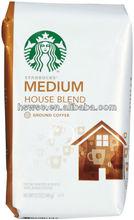 Starbucks Ground Coffee House Blend MEDIUM Roast 12oz (340gr)