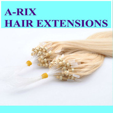 Loop Micro Ring 100% Remy Human Hair Extensions ANY Colour Grade AAA