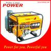 Dual fuel gasoline inverter generator