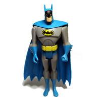 """DC Universe JLU Justice League Unlimited Blue Batman 5"""" Loose Action Figure Type B"""