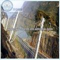 çini fabrikası kaynağı yüksek kaliteli ihraç halatı örgü örgü merdiven, halatı örgü örgü/316 ihraç çelik halat örgü, halat örgü