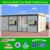 shop construction kit with exquisite low cost sandwich panel