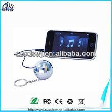 Outdoor Live Speaker System with Keyring