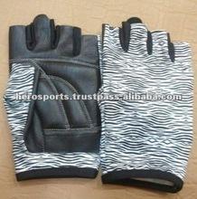 Pakistan Top Ten Pattern Hero Style Weight Lifting Gloves