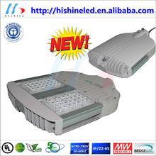 Saving energy 165lm/w ul led street light 56W