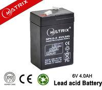 6v emergency lights central battery system