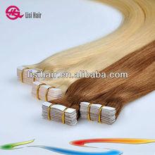 """2013 8'~32"""" Wholesale 100% Top 5 PU Hair Weave"""