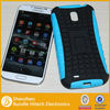 For Samsung Galaxy S4 SIV i9500 Heavy Duty Hybrid Rugged Hard Case Cover