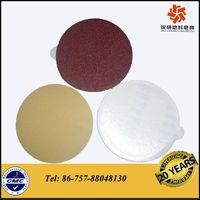 Abrasive Sanding Discs with Adhesive