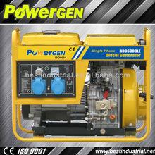 2013 Top Seller!!!POWERGEN Home Used Mini Diesel Generator