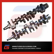 For Volvo excavator spare parts EC240 crankshaft
