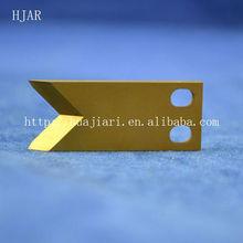 tungsten carbide grades industry blade with best price