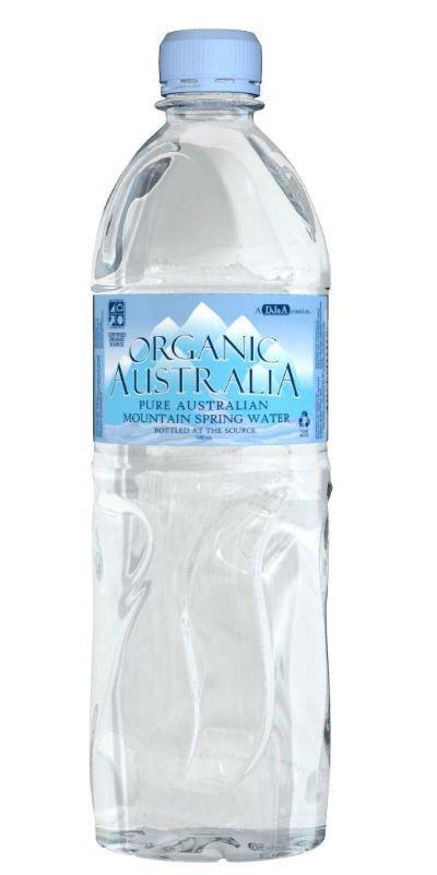 blue mountain spring water