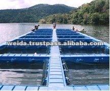 Aquaculture Fish Farming Cages