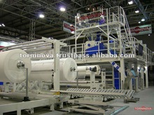 In-line Co-Extrusion Air Bubble Film Machinery