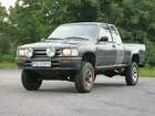 TOYOTA HILUX WITH EXTRA CAB PICKUP(LHD)