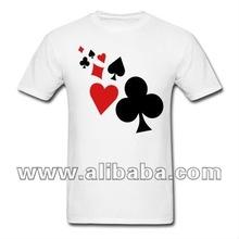 """Poker t-shirt """"Poker way"""" from """"RS poker wear"""""""
